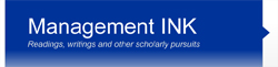 Management INK banner